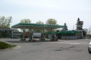 Gas and Carwash Station